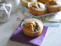 Muffin broccoli pecorino