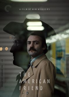 793-The American Friend (Wenders, 1977) (Criterion Collection)