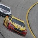 "NASCAR Cup leader Joey Logano sceptical about Ford's 2018 startNASCAR Cup points leader Joey Logano is ""sceptical"" about his manufacturer Ford's strong start to 2018, despite its 1-2-3 at Atlanta last weekend #Nascar #StockCarRacing #Racing #News #MotorSport >> More news at >>> <a href=""http://stockcarracing.co"">StockCarRacing.co</a> <<<"