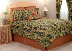 Kokomo Grand Suite Bedding Set Tropical Beach Bedrooms Daybed