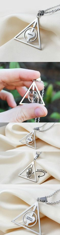 Harry Potter After all this Time?Always Necklace! Click The Image To Buy It Now or Tag Someone You Want To Buy This For. #harrypotter