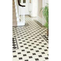 Chesterfield Original Style Victorian Floor Tiles