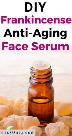 Essential Oils Guide, Essential Oil Uses, Doterra Essential Oils, Frankincense Essential Oil, Homemade Beauty Products, Beauty Recipe, Face Serum, Anti Aging, Face Creams