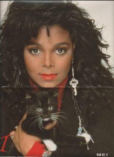 Janet Jackson, 1989