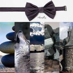 Pajarita Classic por ARQUIMEDES LLORENS Color: GRIS #pajarita #bowtie #bowties #pajaritas #corbatin #gala #etiqueta #smoking #elegante #inspiración