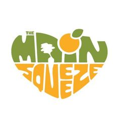 The Main Squeeze logo. Juice bar in Reno, NV. Logo by Diego Sabogal
