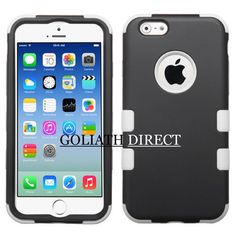 Gold Hybrid Shockproof Hard Rugged Heavy Duty Cover Case For Apple iPhone 6 4.7 #Technext020