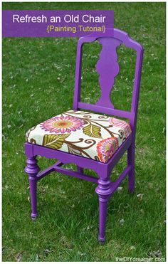 i should be mopping the floor: 14 Awesome Furniture Refinishing Projects and Ideas