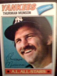 Compare Thurman Munson to baseball's best catchers ever and you see that he belongs in the Baseball Hall of Fame: http://hatedyankees.wordpress.com/2010/01/06/thurman-munson-belongs-in-the-hall-of-fame/