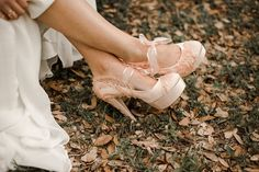 Peach embellished lace wedding shoes for bride, custom heel heights and shoe styles available. Feel yourself like a princess in these peach shoes on your fairy tale wedding! Perfect wedding gift, bridesmaids gift, engagement gift or bachelorette gift. Peach Shoes, Blush Shoes, Blush Wedding Shoes, Wedding Boots, Satin Shoes, Wedding Heels, Bridal Lace, Lace Wedding, Diy Wedding