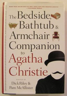 The Bedside, Bathtub and Armchair Companion in Agatha Christie.