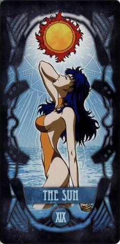 the rogue feminist — Neon Genesis Evangelion Tarot Cards Neon Genesis Evangelion, Manga Anime, Art Anime, Manga Girl, Anime Girls, Eva Tarot, The Sun Tarot, Rei Ayanami, Animes Wallpapers