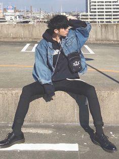 (no title) Great korean fashion ideas . title) Great prices for great Korean fashion ideas . prices for great Korean fashion ideas . Korean Street Fashion, Korean Fashion Trends, Grunge Outfits, Boy Outfits, Cute Outfits, Fashion Outfits, Fashion Tips, Fashion Ideas, Fashion 2018