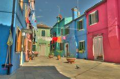 Burano   The satellite islands of Venice