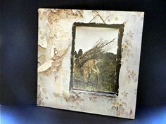Led Zeppelin IV  LP by RockofSages on Etsy, $32.00