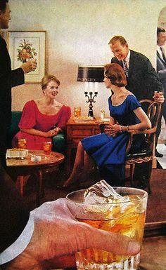Search results for: cocktail party - Roger Wilkerson, The Suburban Legend! Vintage Party, Vintage Ads, Vintage Posters, 1950s Party, Vintage Food, Retro Images, Vintage Pictures, Carpe Diem, Vintage Cocktails