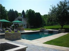 pool landscape ideas on a budget | Backyard Renovation Project - Landscaping Network