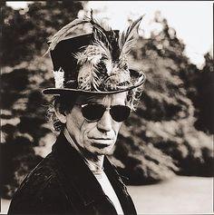 """ANTON CORBIJN, """"Keith Richards, Toronto, 1994"""".. - Höstens Contemporary, Stockholm 576 – Bukowskis"""