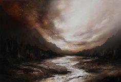 Highland Glory by Chris & Steve Rocks