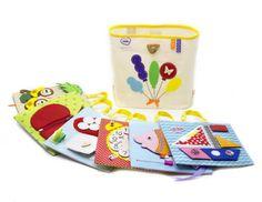 Toy Travel (set van paneels, 12 paginas) te ontwikkelen (12 m +) Amazing set ontwikkelen paneels is een unieke ontwikkelen speelgoed waarin handige verzamelen van zes dubbelzijdige ontwikkelende tabletten voor het werk met verschillende soorten sluitingen: -Velcro -Knoppen -Knoppen -Schoenveters -Rits Dit speelgoed is ideaal voor gezinnen met meer dan één of twee kinderen, omdat het mogelijk alle kinderen maakt junior hetzelfde als oudere om te spelen op hetzelfde moment. Nu u moet niet een…