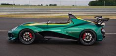 Introducing 3-Eleven The Quickest Production Lotus Road Car Ever 2