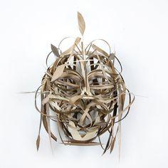 """Mask """"Korawai"""" by Matthieu Dagorn (Alexandre Biaggi's edition)"""