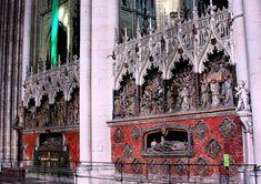 Exterior del Coro. Catedral de Amiens 16