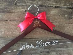 Check out our harry potter bridal shower selection for the very best in unique or custom, handmade pieces from our shops. Bride Hanger, Wedding Hangers, Luxury Wedding, Destination Wedding, Harry Potter Symbols, Wire Name, Golden Snitch, Harry Potter Wedding, Space Wedding