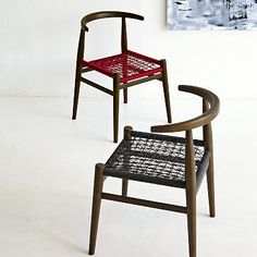 I love the John Vogel Chair on westelm.com
