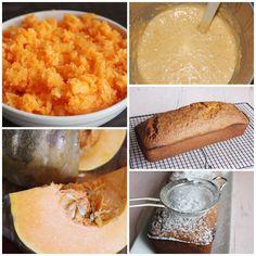 Bizcocho de calabaza, receta paso a paso | PequeRecetas Food Truck, Sugar Free, Dairy Free, Mango, Muffin, Ethnic Recipes, Mexican Recipes, Healthy Recipes, Fruit