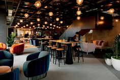 Step inside GridAKL, New Zealand's first and largest co-working campus, located in Auckland's Wynyard Quarter.