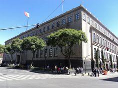 Sede de la Suprema Corte de Justicia de la Nación