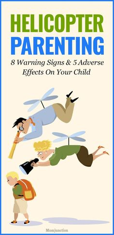 If you feel that you are too hard on your kid or wondering what does helicopter parenting mean, consider reading the post. It will help you understand better.