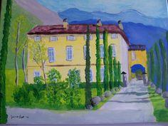 Tuscany by Jenna- age 12