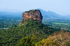Sigirya-rock