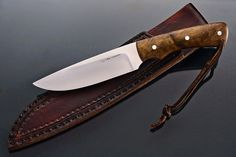 New Zealand Handmade Knives Gallery: Hunting Knives