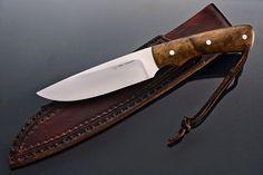 New Zealand Handmade Knives Gallery: Hunting Knives