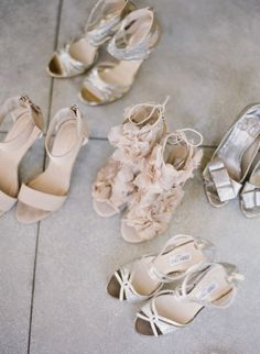 Tuesday: Shoes, Shoes, Shoes
