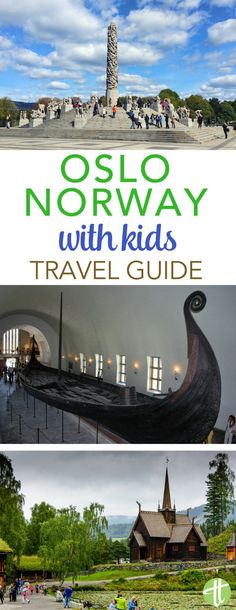 Things to do in Oslo with kids. Tips and tricks for flying to Norway on a budget and activities for families in the Oslo Region.