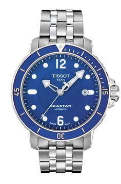 - Tissot Seastar 1000 -