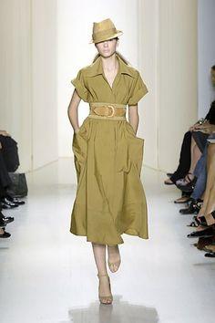 Donna Karan Spring 2008 Ready-to-Wear Collection Photos - Vogue