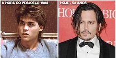 Aparentemente, o Jared Leto e o Keanu Reeves não envelhecem