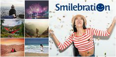 Smilebration is a celebration of Best Western's 70 years of hospitality and the enjoyable guest experiences at our 4,100* hotels in more than 100* countries and territories worldwide.