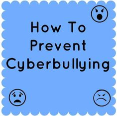 How to Prevent Cyberbullying: Cyberbullying is not only damaging to a child's emotional well-being, it is also illegal. While laws vary, all 50 states have some type of regulation against harassing or threatening others through the internet. Unfortunately, even if the law intervenes, the damage may already be done. It is better to learn how to prevent cyberbullying in the first place than to deal with the fallout after it happens.
