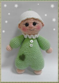Amigurumi Askina Bebek : 1000+ images about Crochet Dolls on Pinterest Amigurumi ...