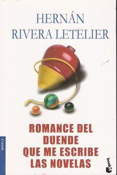 Romance del duende que me escribe las novelas