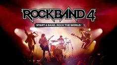 Rock Band 4 to Launch With Fully Stocked Music Store of More Than 1700 Songs