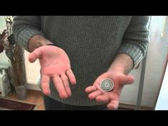 How to Pass a Coin through the Hand | Coin Tricks - YouTube