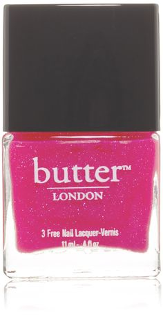 Butter London Nail Polish, Disco Biscuit, 0.4 Ounce