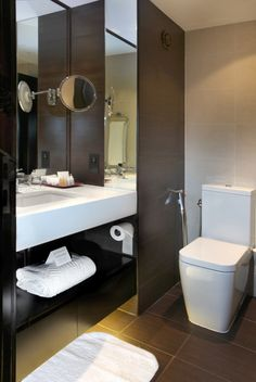 Jebel Ali Golf Resort and Spa Double Vanity, Architects, Ali, Toilet, Mirror, Bathroom, Beach, Projects, Furniture